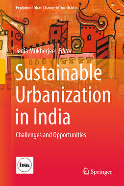 Mukherjee, Jenia - Sustainable Urbanization in India, e-kirja