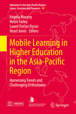 Dyson, Laurel Evelyn - Mobile Learning in Higher Education in the Asia-Pacific Region, e-bok