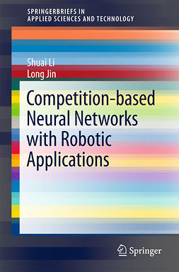 Jin, Long - Competition-Based Neural Networks with Robotic Applications, ebook