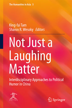 Tam, King-fai - Not Just a Laughing Matter, ebook