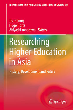 Horta, Hugo - Researching Higher Education in Asia, ebook