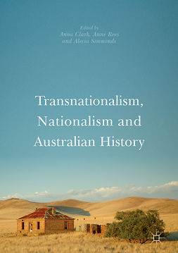 Clark, Anna - Transnationalism, Nationalism and Australian History, e-bok