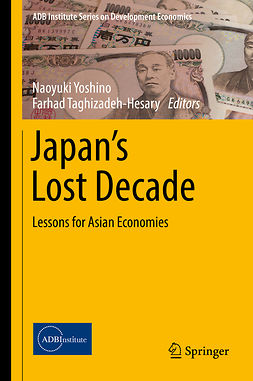Taghizadeh-Hesary, Farhad - Japan's Lost Decade, ebook