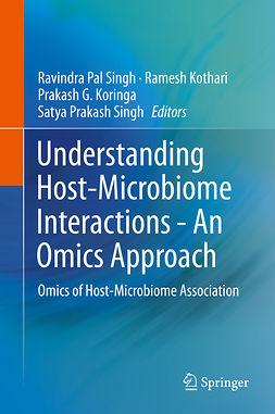 Koringa, Prakash G. - Understanding Host-Microbiome Interactions - An Omics Approach, ebook