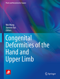 Wang, Wei - Congenital Deformities of the Hand and Upper Limb, ebook