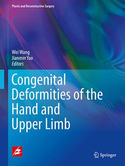 Wang, Wei - Congenital Deformities of the Hand and Upper Limb, ebook