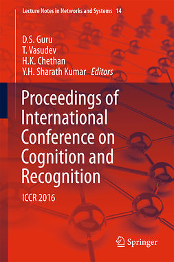 Chethan, H.K. - Proceedings of International Conference on Cognition and Recognition, ebook