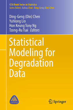Chen, Ding-Geng (Din) - Statistical Modeling for Degradation Data, e-bok