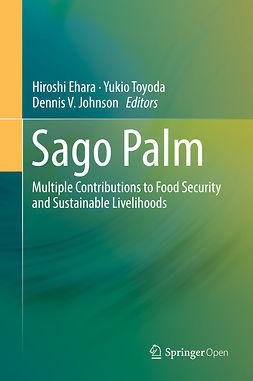 Ehara, Hiroshi - Sago Palm, ebook