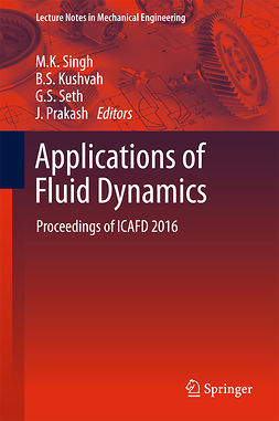 Kushvah, B.S. - Applications of Fluid Dynamics, e-kirja