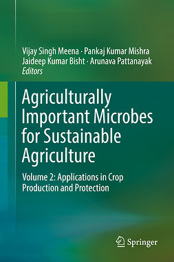 Bisht, Jaideep Kumar - Agriculturally Important Microbes for Sustainable Agriculture, e-bok