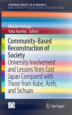 Hokugo, Akihiko - Community-Based Reconstruction of Society, ebook