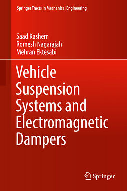 Ektesabi, Mehran - Vehicle Suspension Systems and Electromagnetic Dampers, ebook