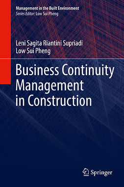 Pheng, Low Sui - Business Continuity Management in Construction, ebook