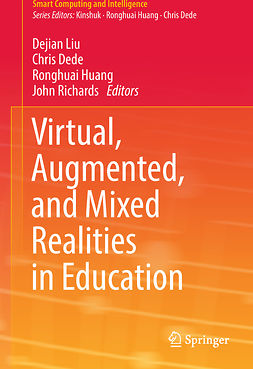 Dede, Chris - Virtual, Augmented, and Mixed Realities in Education, ebook