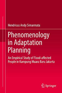 Simarmata, Hendricus Andy - Phenomenology in Adaptation Planning, ebook