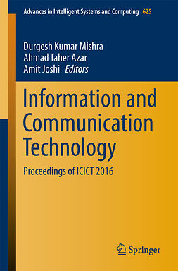 Azar, Ahmad Taher - Information and Communication Technology, ebook