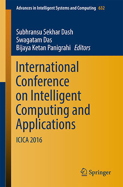 Das, Swagatam - International Conference on Intelligent Computing and Applications, e-kirja