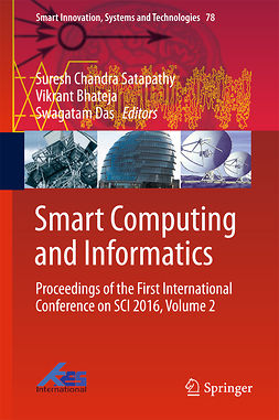 Bhateja, Vikrant - Smart Computing and Informatics, e-kirja