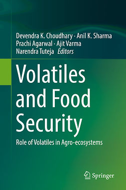 Agarwal, Prachi - Volatiles and Food Security, e-kirja