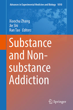 Shi, Jie - Substance and Non-substance Addiction, ebook