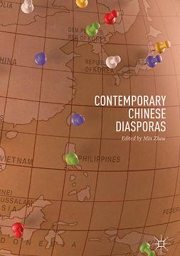 Zhou, Min - Contemporary Chinese Diasporas, e-bok