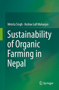 Maharjan, Keshav Lall - Sustainability of Organic Farming in Nepal, e-kirja