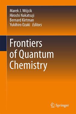 Kirtman, Bernard - Frontiers of Quantum Chemistry, e-bok