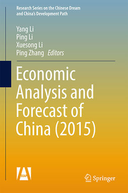 Li, Ping - Economic Analysis and Forecast of China (2015), ebook