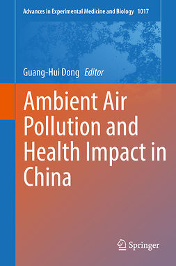 Dong, Guang-Hui - Ambient Air Pollution and Health Impact in China, ebook