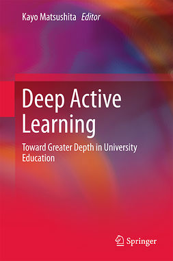 Matsushita, Kayo - Deep Active Learning, ebook