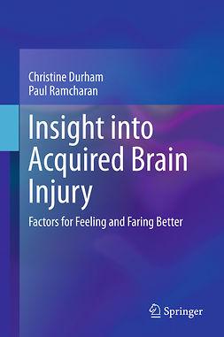 Durham, Christine - Insight into Acquired Brain Injury, ebook