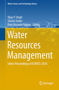 Singh, Vijay P - Water Resources Management, ebook