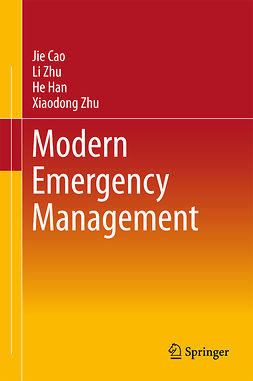 Cao, Jie - Modern Emergency Management, e-kirja