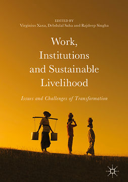 Saha, Debdulal - Work, Institutions and Sustainable Livelihood, ebook