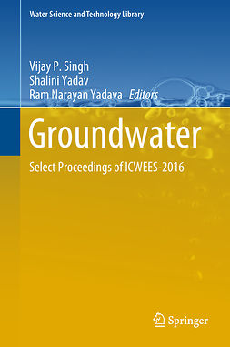 Singh, Vijay P - Groundwater, ebook