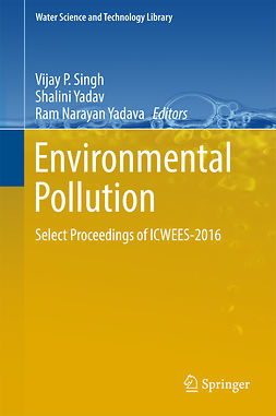 Singh, Vijay P - Environmental Pollution, e-kirja