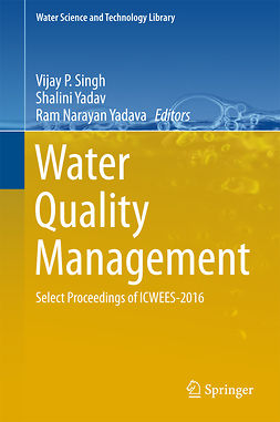 Singh, Vijay P - Water Quality Management, e-kirja