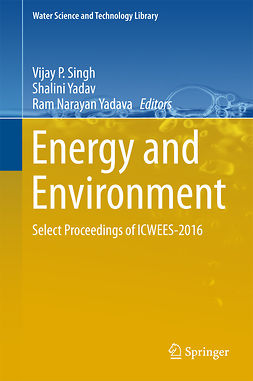 Singh, Vijay P - Energy and Environment, ebook