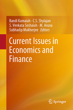 Aruna, M. - Current Issues in Economics and Finance, ebook