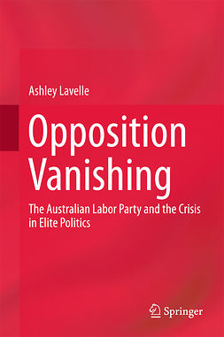 Lavelle, Ashley - Opposition Vanishing, ebook