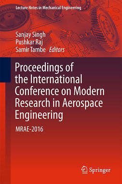 Raj, Pushkar - Proceedings of the International Conference on Modern Research in Aerospace Engineering, ebook
