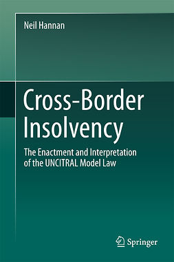 Hannan, Neil Francis - Cross-Border Insolvency, ebook