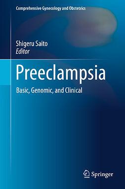 Saito, Shigeru - Preeclampsia, e-bok