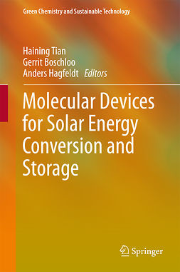 Boschloo, Gerrit - Molecular Devices for Solar Energy Conversion and Storage, ebook