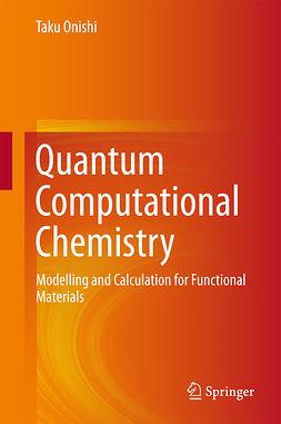 Onishi, Taku - Quantum Computational Chemistry, ebook