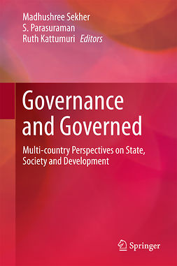Kattumuri, Ruth - Governance and Governed, ebook