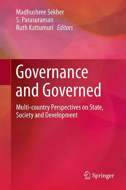 Kattumuri, Ruth - Governance and Governed, ebook