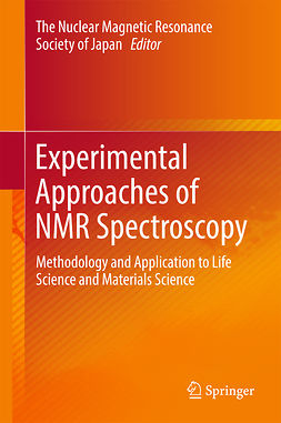 , The Nuclear Magnetic Resonance Society of Japan - Experimental Approaches of NMR Spectroscopy, e-kirja