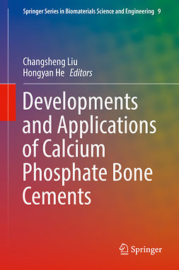 He, Hongyan - Developments and Applications of Calcium Phosphate Bone Cements, ebook